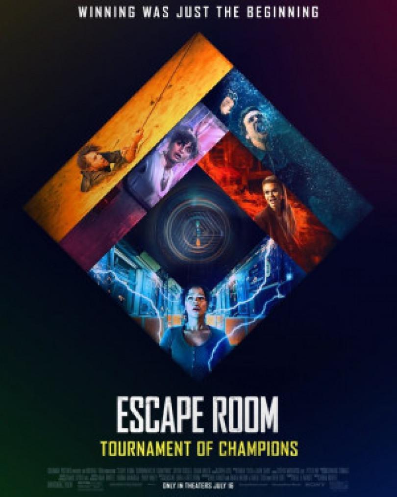 Escape Room: Tournament Of Champions كوردبێست