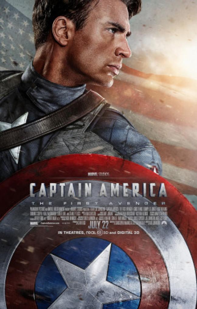 Captain America: The First Avenger كوردبێست
