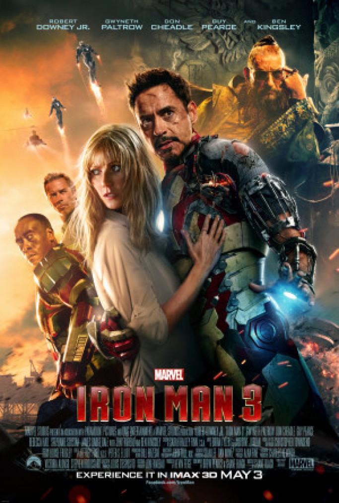 Iron Man 3 kurdbest