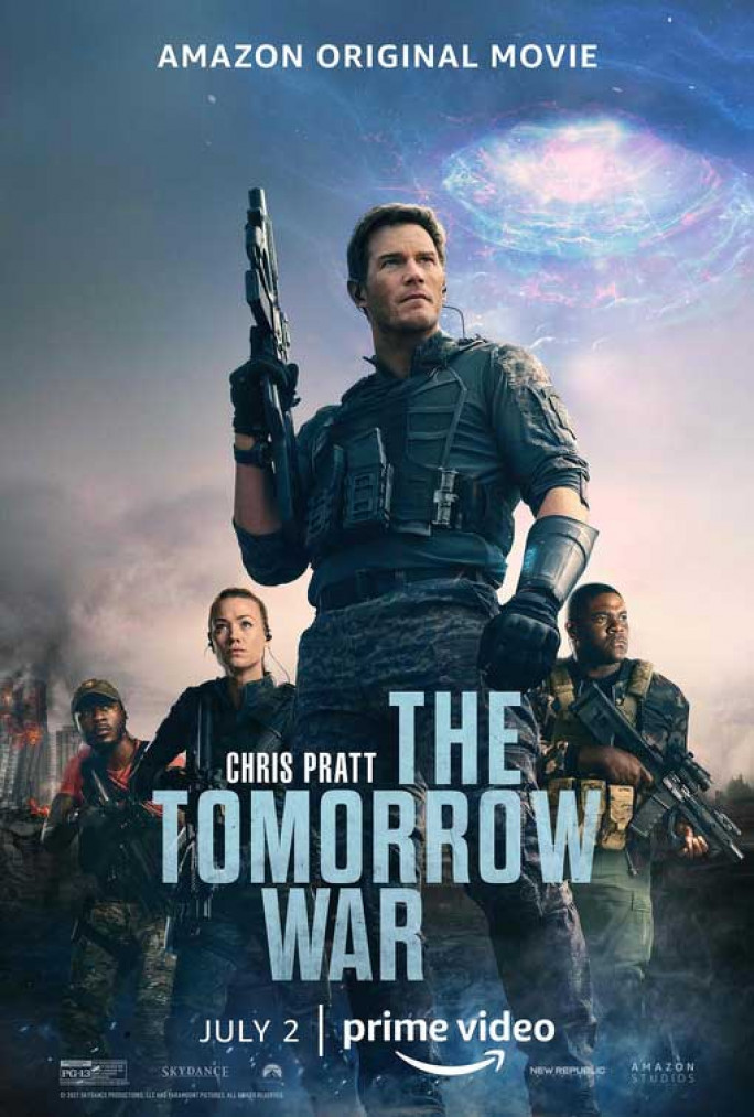 The Tomorrow War كوردبێست