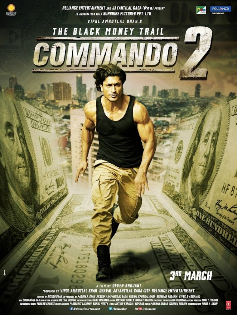 Commando 2 (Dub) kurdbest