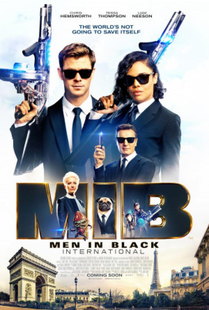 Men in Black: International كوردبێست