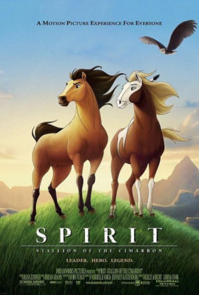 Spirit: Stallion of the Cimarron كوردبێست
