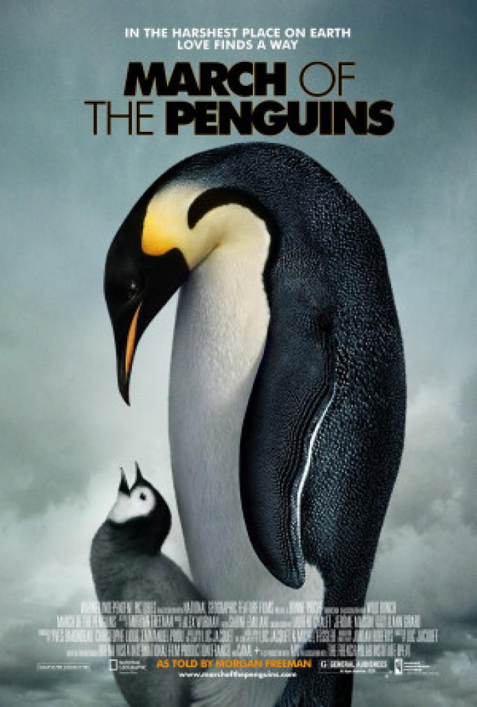 March Of The Penguins كوردبێست