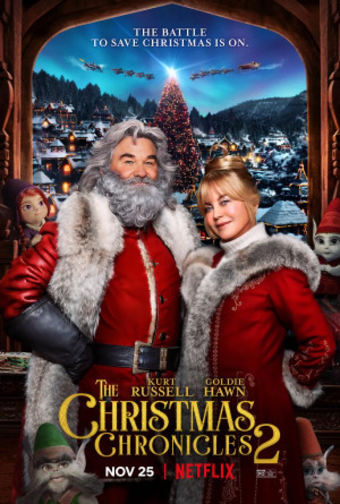 The Christmas Chronicles: Part Two كوردبێست
