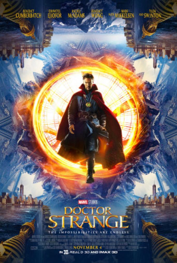 Doctor Strange كوردبێست