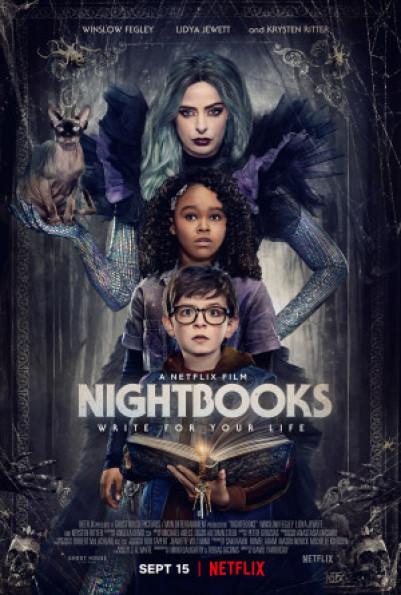 Nightbooks كوردبێست
