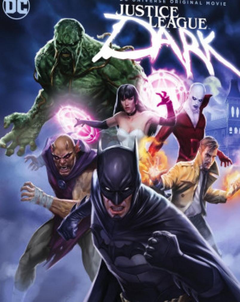 Justice League Dark كوردبێست