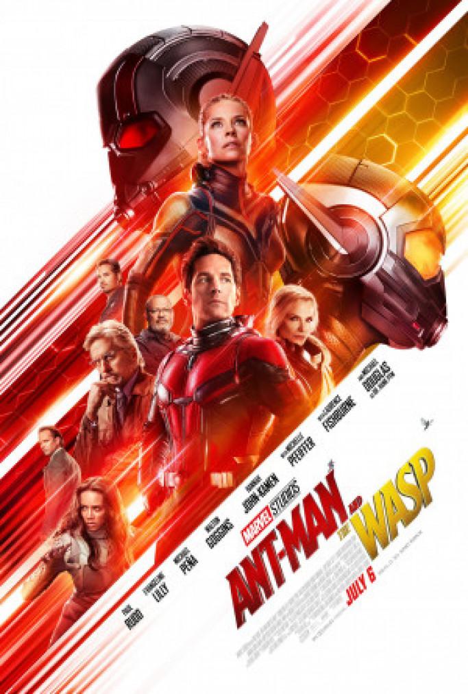 Ant-Man and the Wasp كوردبێست