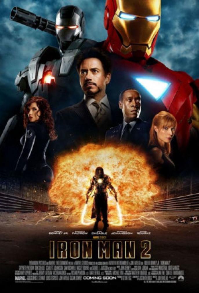 Iron Man 2 kurdbest