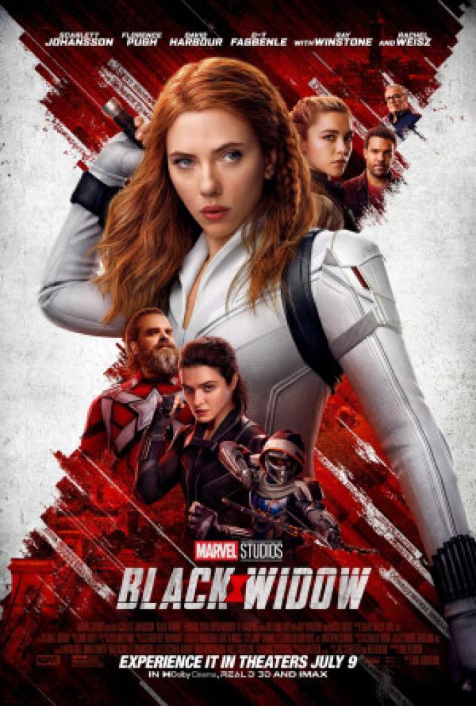 Black Widow كوردبێست