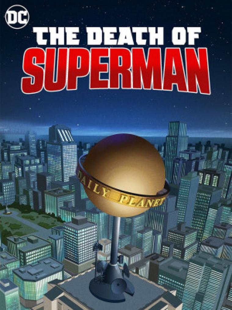 The Death Of Superman كوردبێست