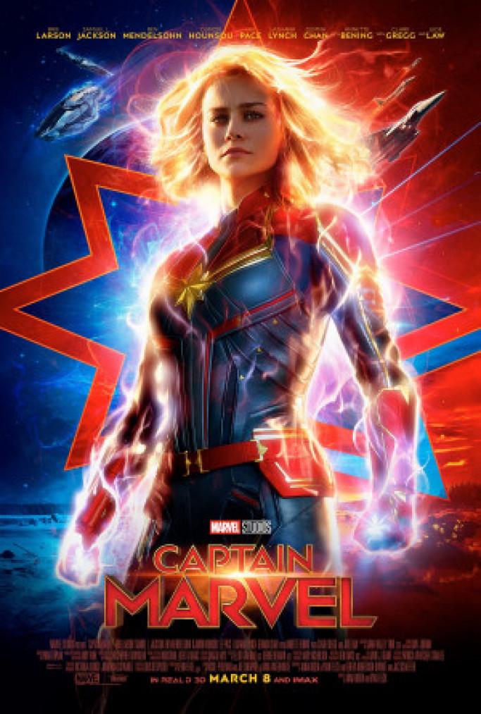Captain Marvel kurdbest