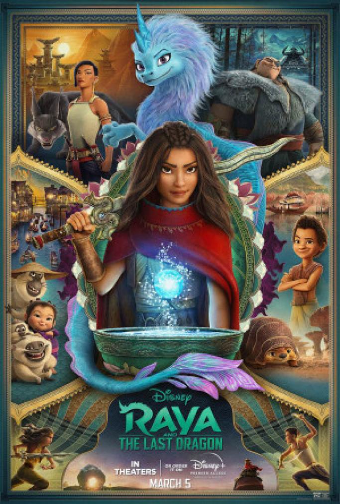 Raya and the Last Dragon كوردبێست