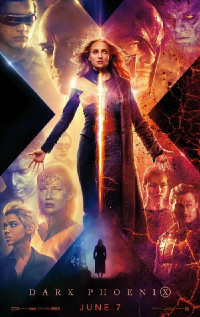 X-Men: Dark Phoenix كوردبێست