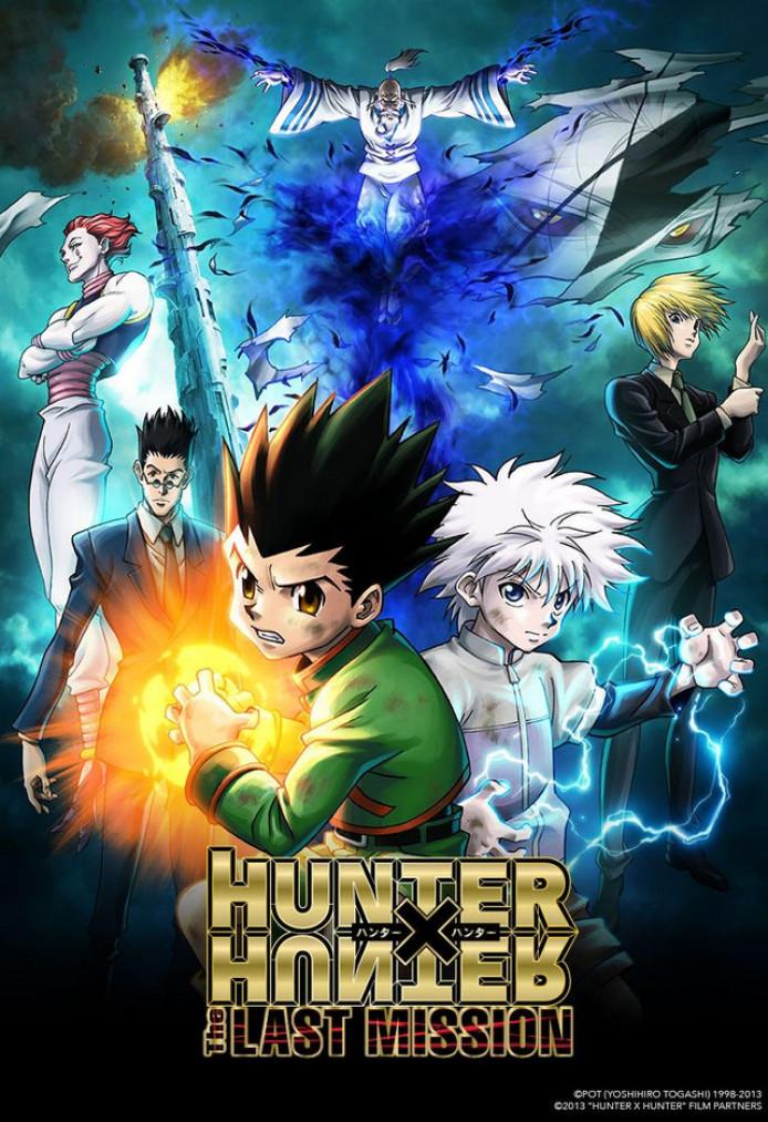 Hunter × Hunter: The Last Mission kurdbest