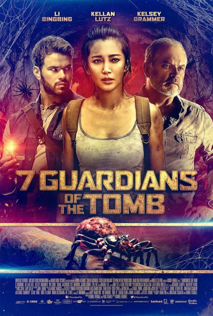 7 Guardians of the Tomb (Dub) kurdbest