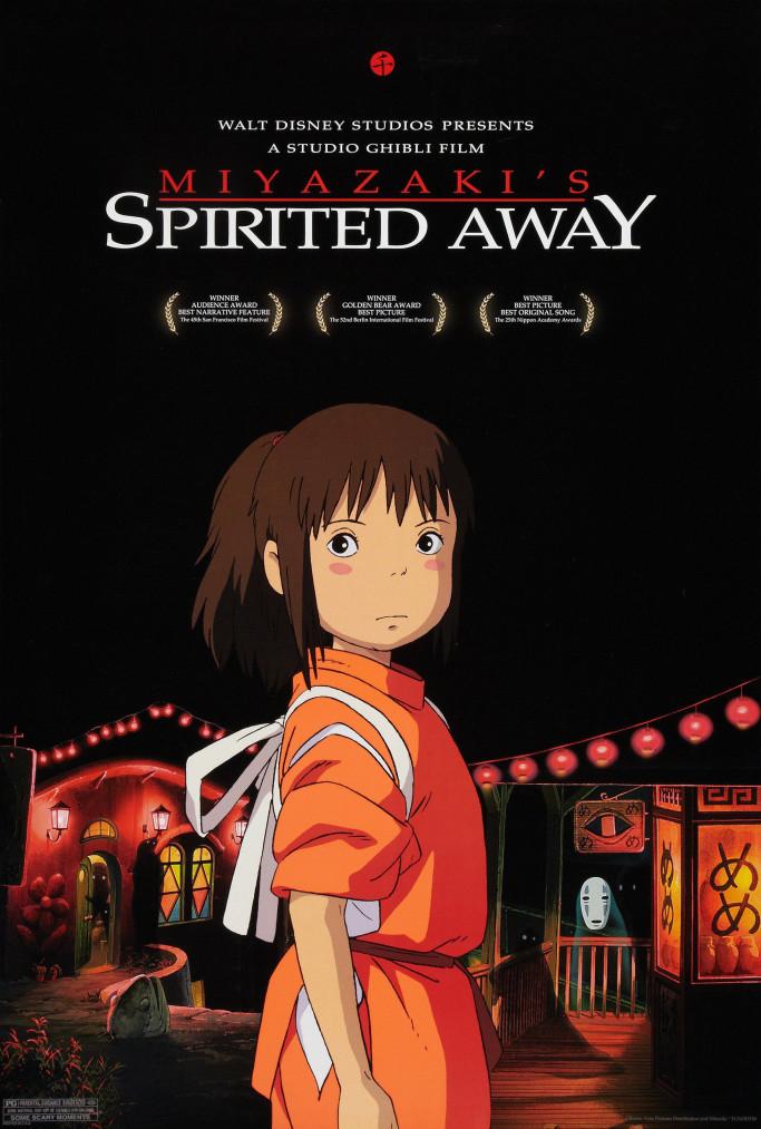 Spirited Away كوردبێست