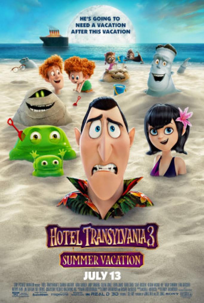 Hotel Transylvania 3: Summer Vacation kurdbest