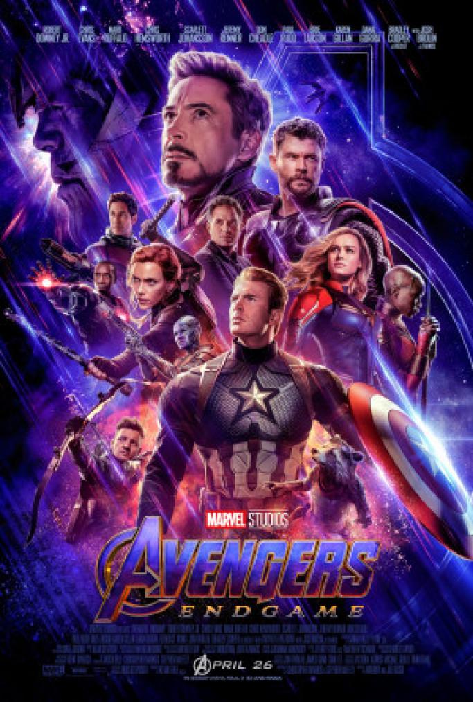 Avengers: Endgame كوردبێست