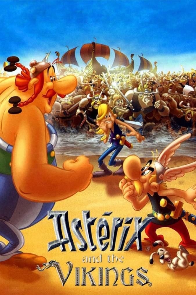 Astérix et les Vikings (Dub) كوردبێست