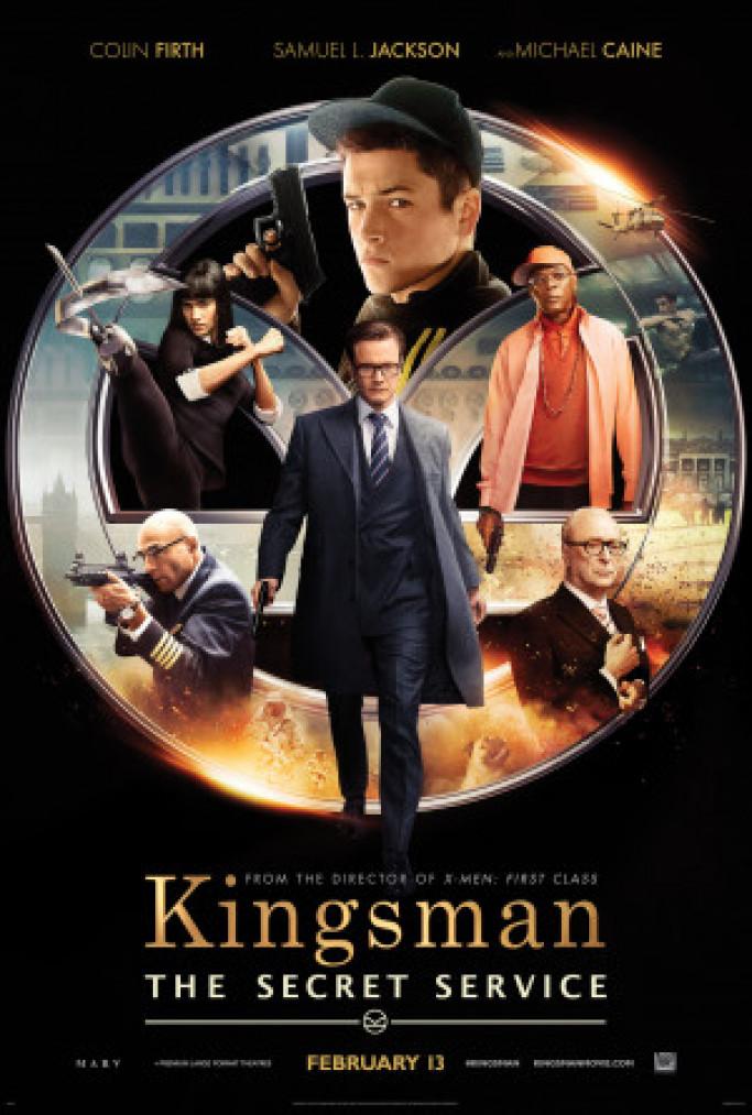Kingsman: The Secret Service kurdbest