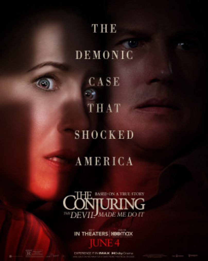 The Conjuring: The Devil Made Me Do It kurdbest