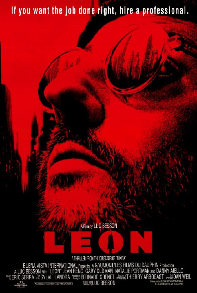Léon: The Professional (Dub) kurdbest