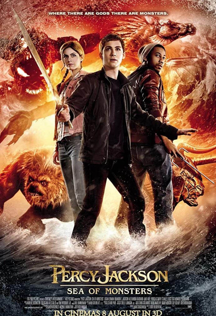Percy Jackson: Sea of Monsters kurdbest