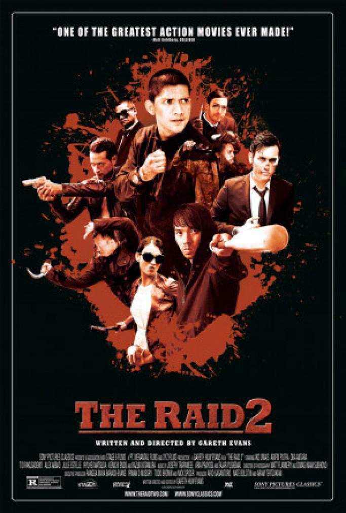 The Raid 2 كوردبێست