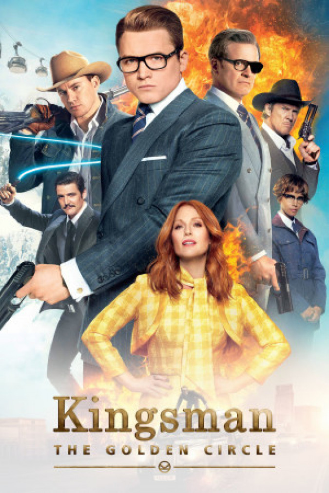Kingsman: The Golden Circle كوردبێست