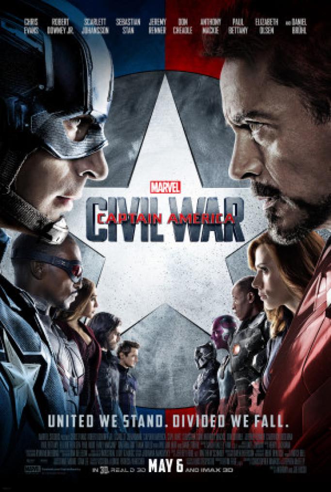 Captain America: Civil War kurdbest