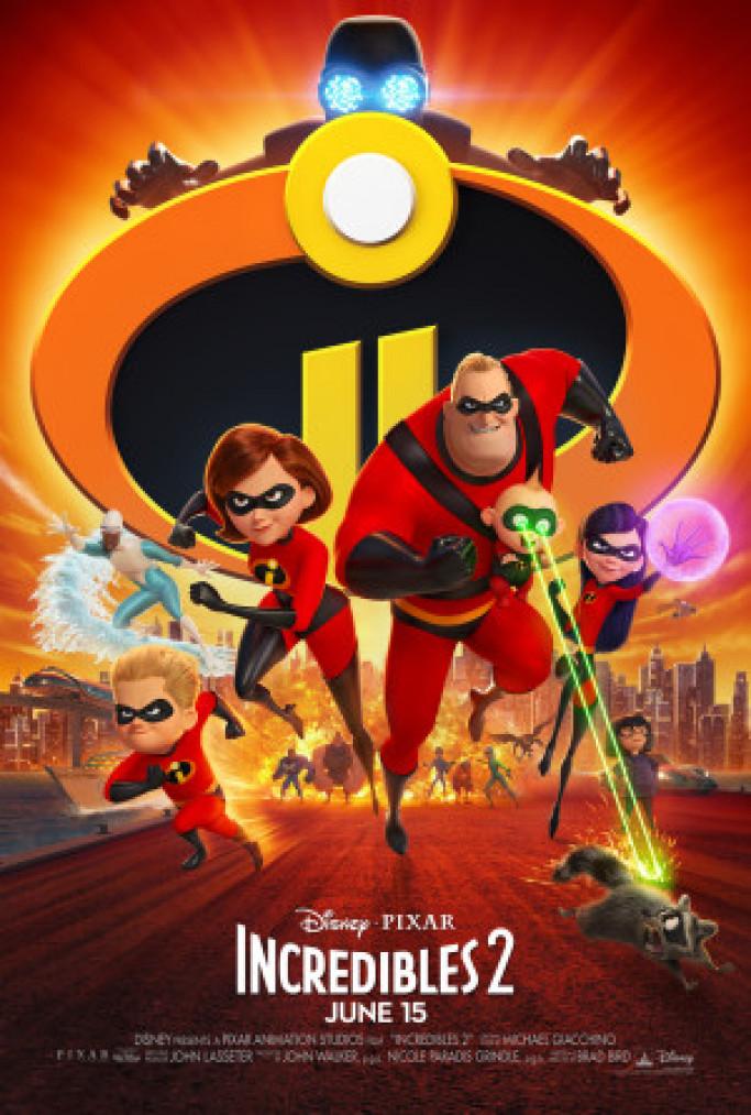 Incredibles 2 كوردبێست