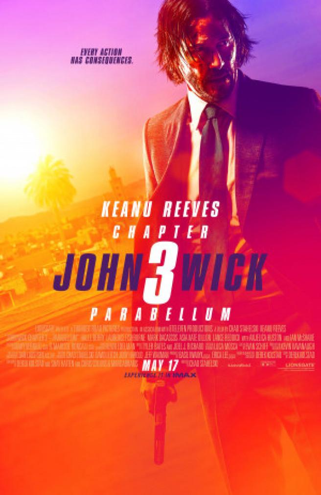 John Wick: Chapter 3 - Parabellum kurdbest
