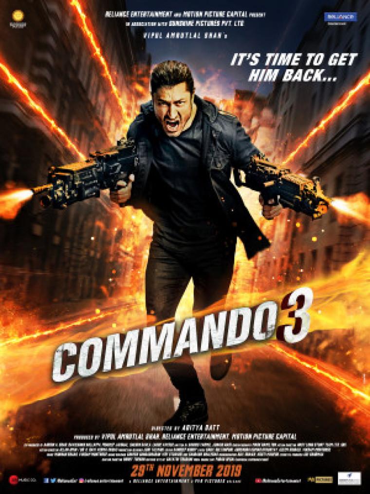 Commando 3 كوردبێست
