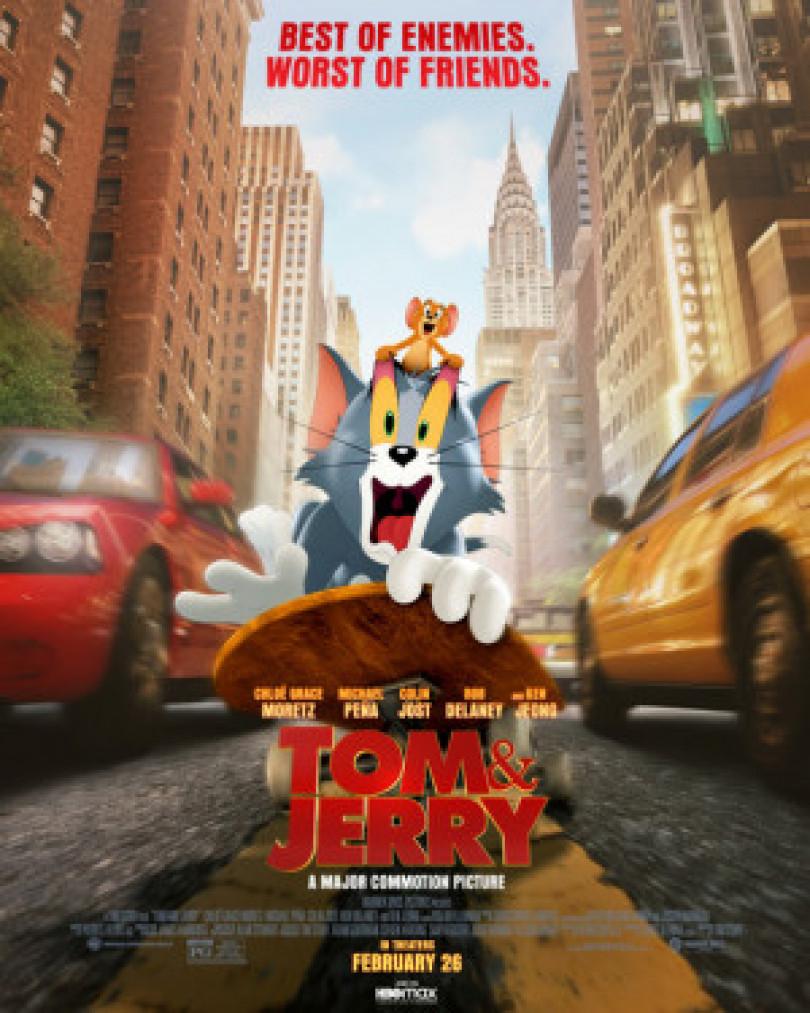 Tom & Jerry كوردبێست