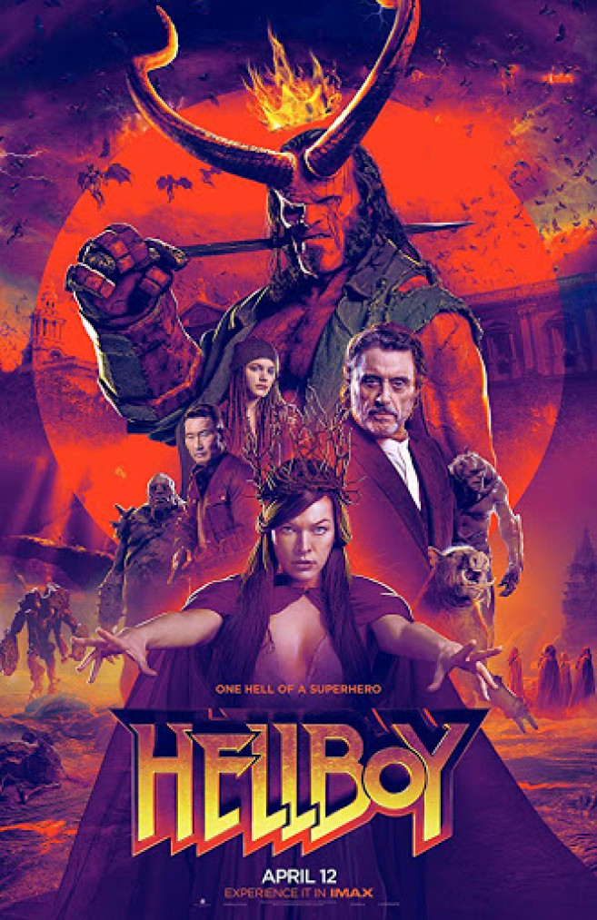 Hellboy (Dub) kurdbest