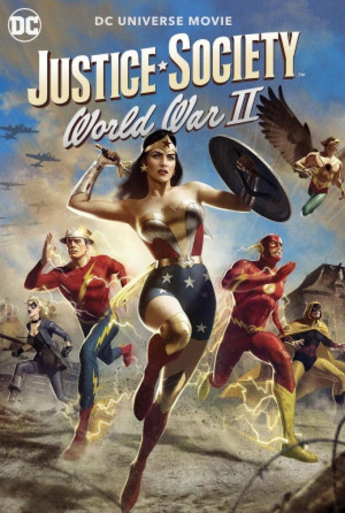 Justice Society: World War II kurdbest