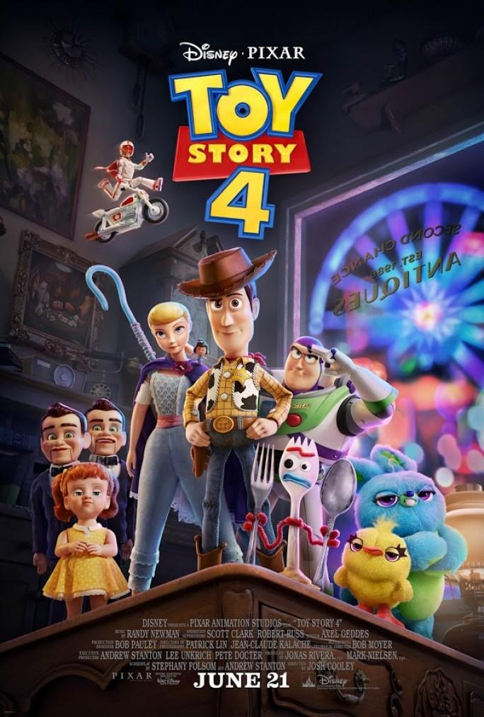 Toy Story 4 (Dub) kurdbest