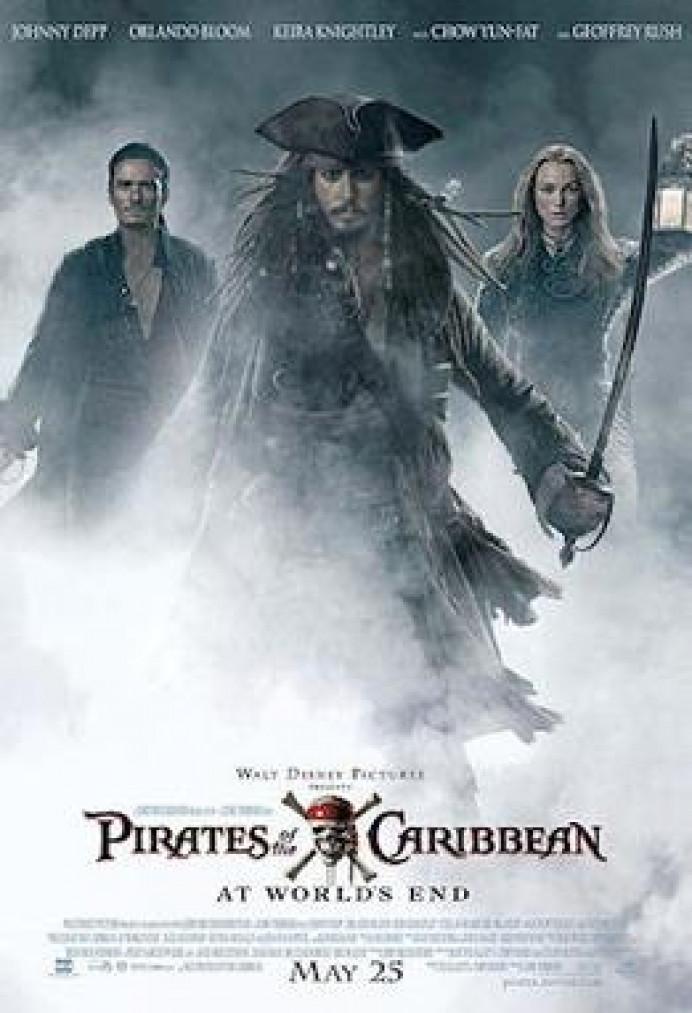 Pirates Of The Caribbean: At World's End (Dub) كوردبێست