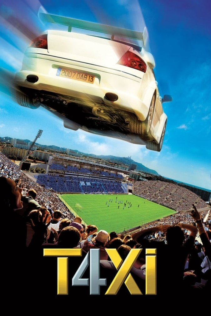 Taxi 4 (Dub) كوردبێست