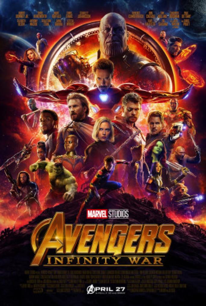 Avengers: Infinity War كوردبێست