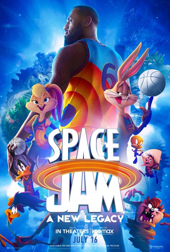 Space Jam: A New Legacy كوردبێست