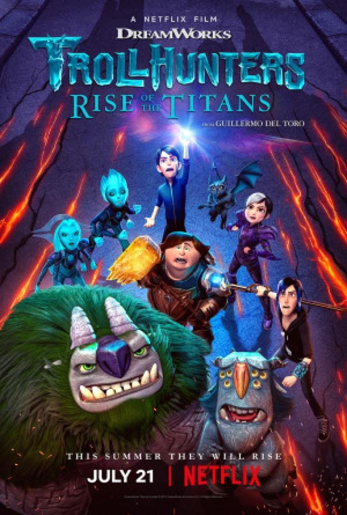 Trollhunters: Rise Of The Titans كوردبێست