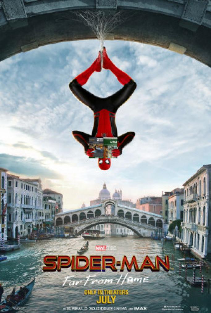 Spider-Man: Far from Home كوردبێست