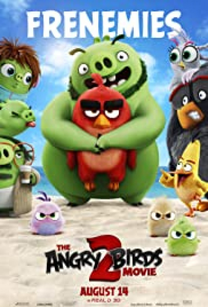 The Angry Birds Movie 2 كوردبێست