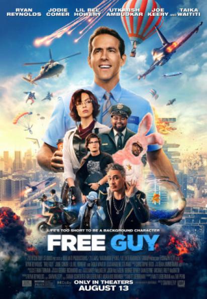 Free Guy كوردبێست
