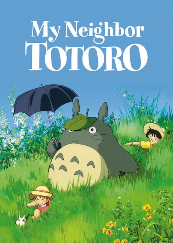 My Neighbor Totoro kurdbest