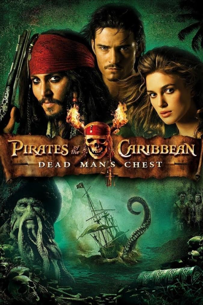 Pirates of the Caribbean: Dead Man's Chest (Dub) كوردبێست