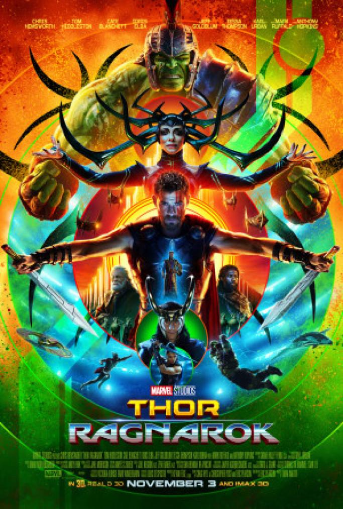 Thor: Ragnarok كوردبێست